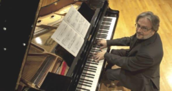 Koncert med Pianist Rubén Lorenzo 30. november 2015 kl. 19.30