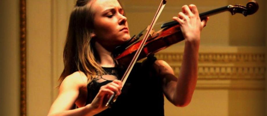 Violinkoncert d. 21. august 2018 kl. 19.30