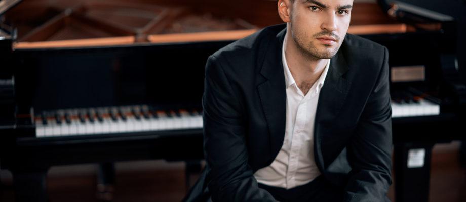 Klaver CD-debut d. 13. marts 2019 kl. 19.00